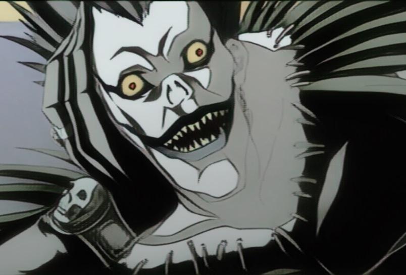 2 – Death Note shinigami