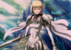claire claymore